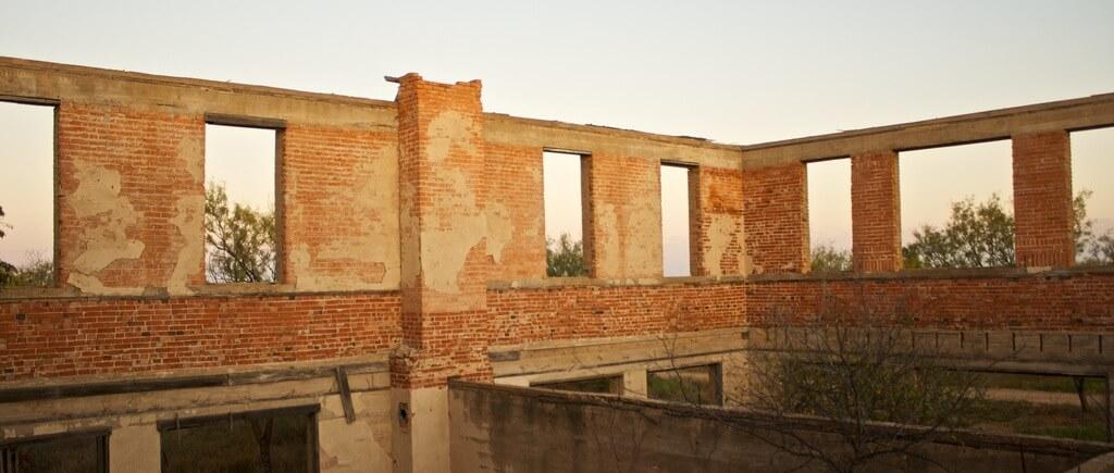 Ghost Town – Sylvester, TX